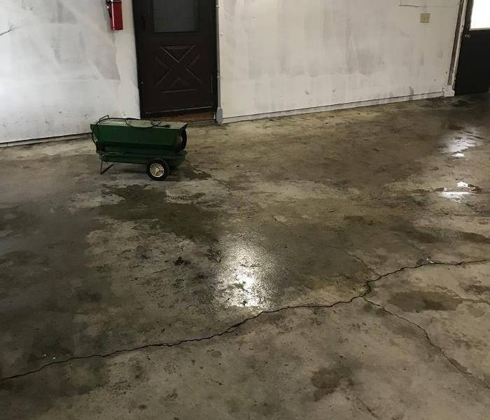 Garage Fire Clean After