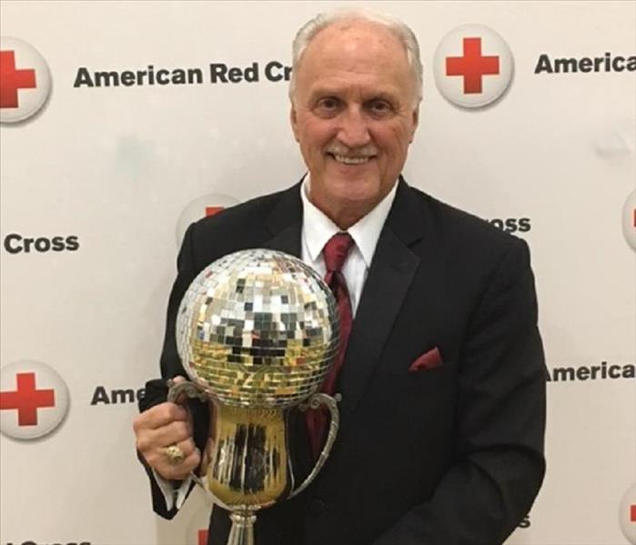 Community Jim Knopf of SERVPRO Raises Over $27,000 for Red Cross in Green Bay