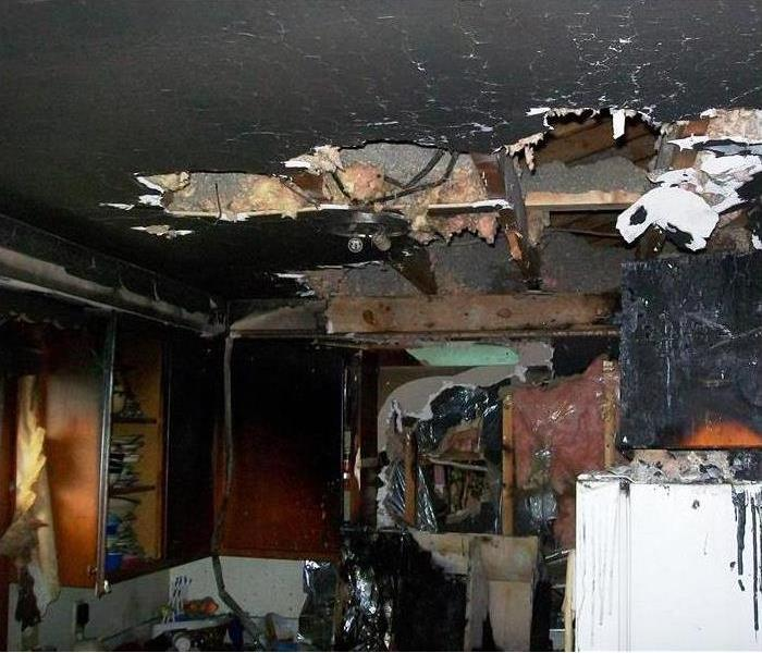 Fire Damage Fire Prevention Profile: What to Do Until Help Arrives