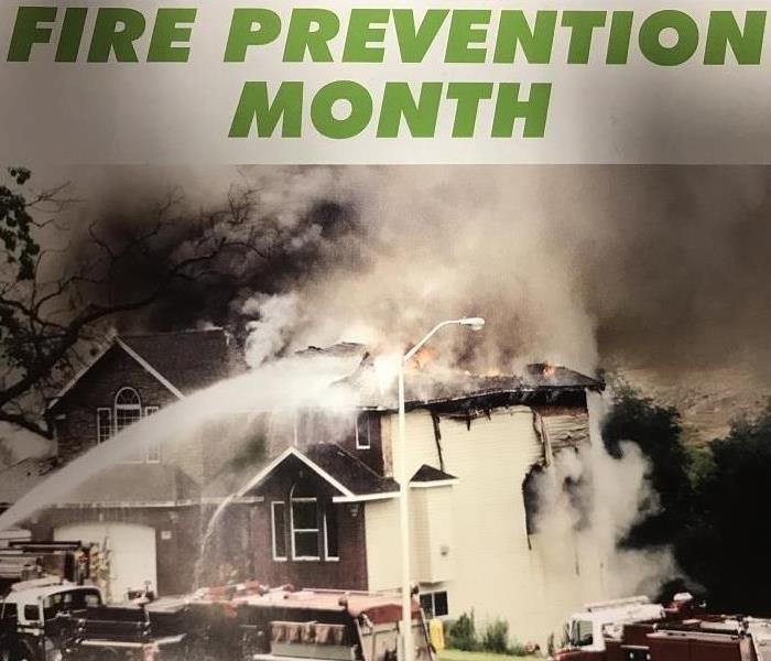 Fire Damage Fire Prevention Profile: October is Fire Prevention Month