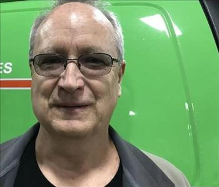 Why SERVPRO Meet Marc Seelye: Shop Steward for SERVPRO of West Brown County