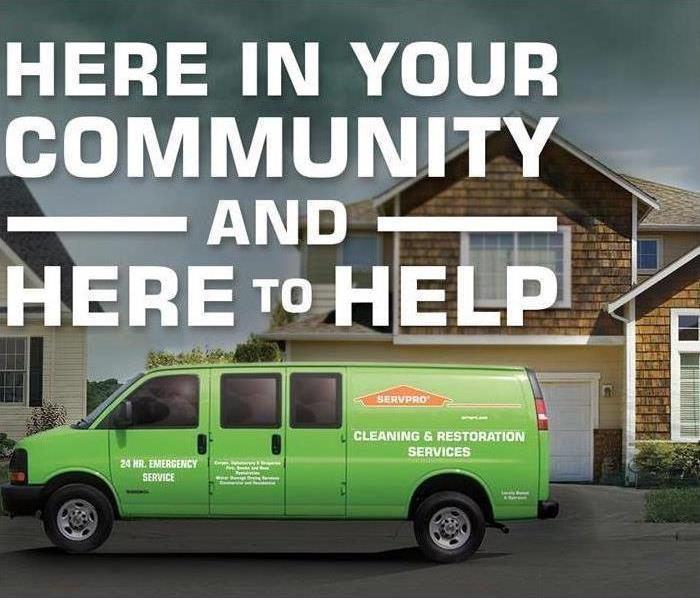 Why SERVPRO SERVPRO Products Set Us Apart