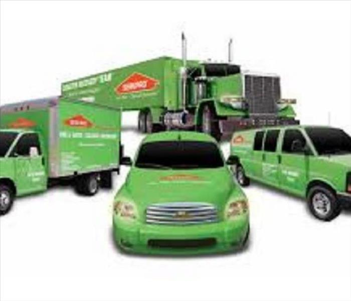 General For Immediate Service in Oconto, Call SERVPRO