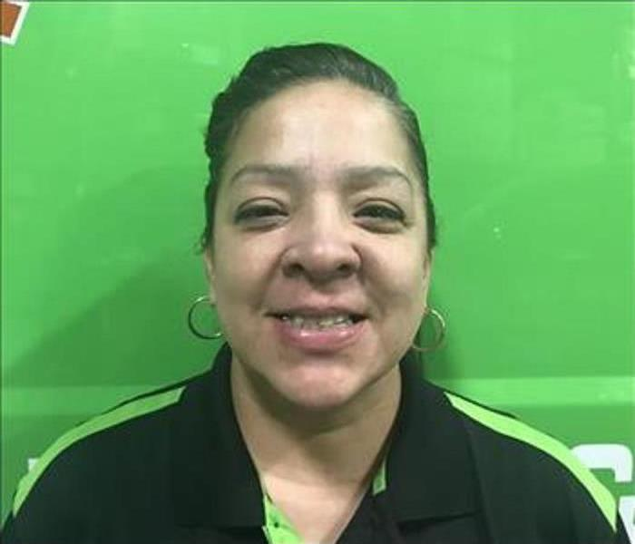 General Meet Elaine Pena: Production Technician at SERVPRO of West Brown County