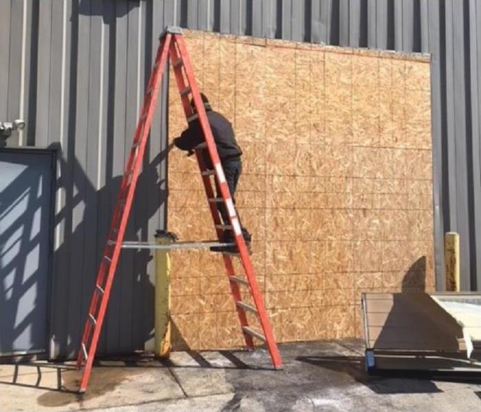 Commercial Protecting Your Property with Board Ups