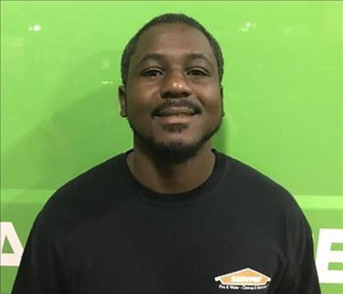 Why SERVPRO Meet Trevor: Production Technician for SERVPRO of West Brown County