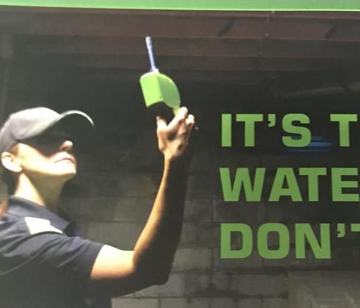 Why SERVPRO It's the Water You Don't See