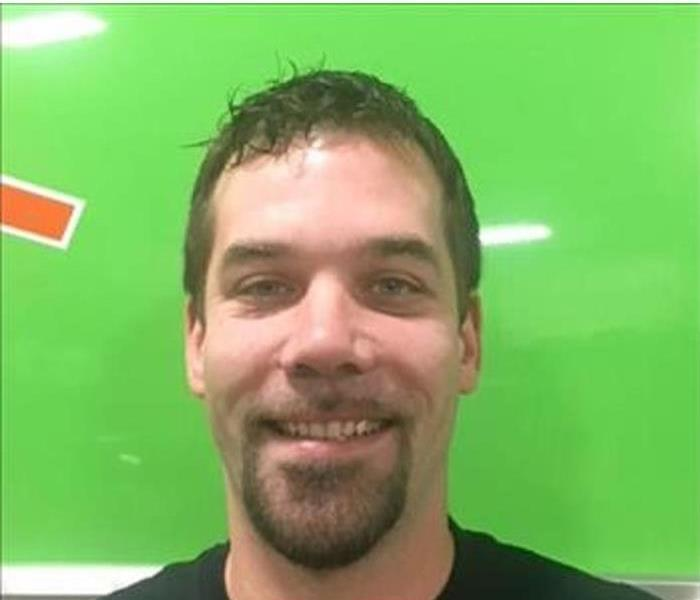 General Meet Brandon Sweeney: Production Technician at SERVPRO of West Brown County