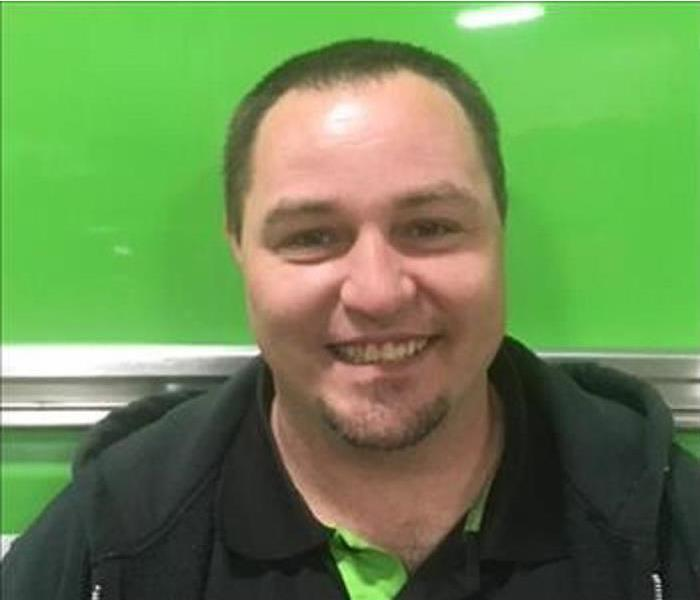 General Meet Brandon Selisson: Production Technician at SERVPRO of West Brown County