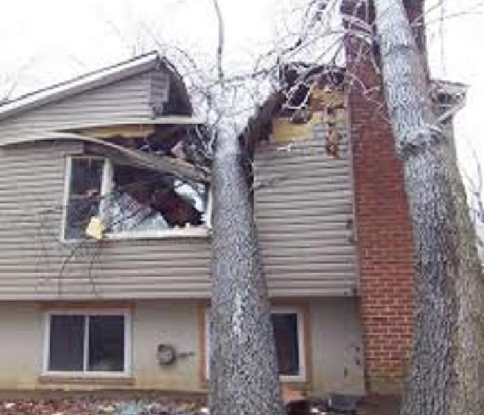 Storm Damage When Storms or Floods hit DePere, SERVPRO is ready!