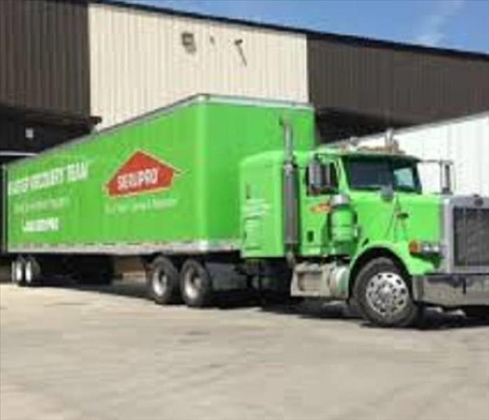 Commercial SERVPRO Handles Large Commercial Building Flood in Green Bay