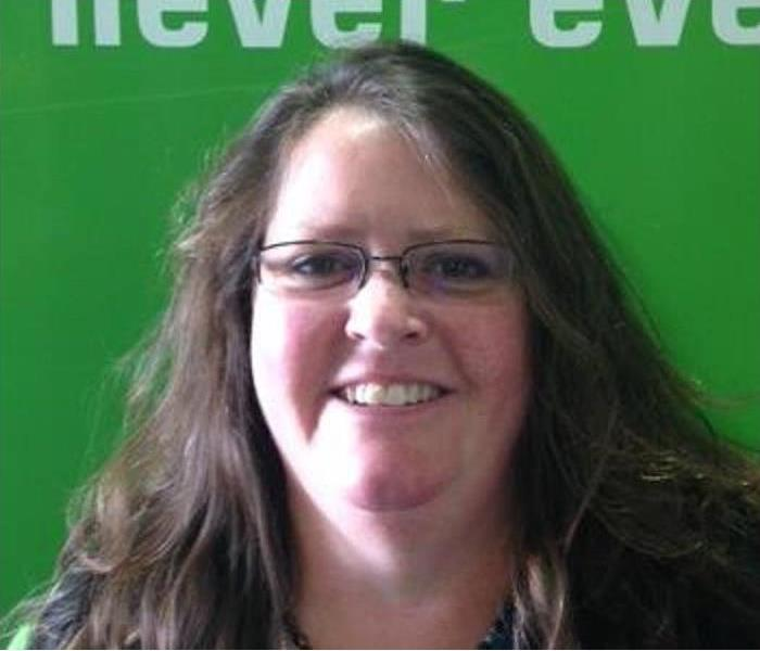 Why SERVPRO Meet Sue: Crew Chief at SERVPRO of West Brown County