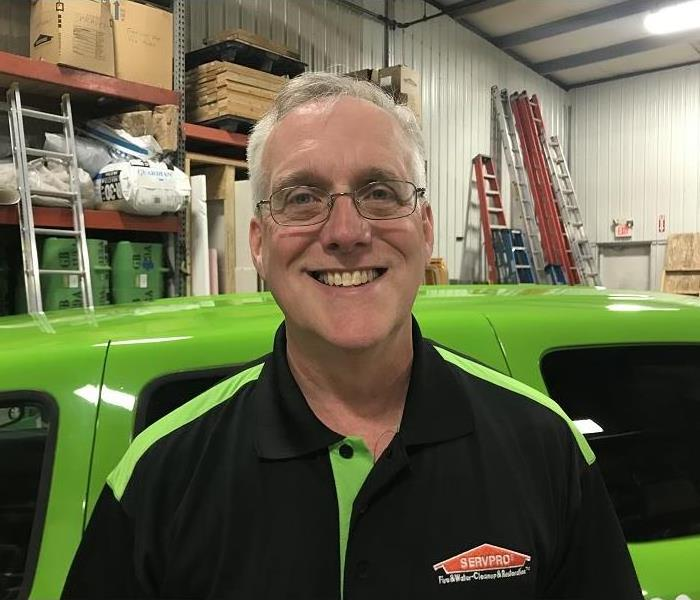Why SERVPRO Meet Mike Miller: Reconstruction Project Manager for SERVPRO of West Brown County