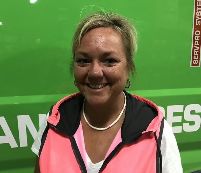 General Meet Beki DeMoulin: Office Manager at SERVPRO of West Brown County